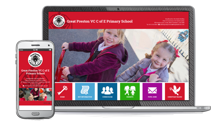 School Website Design and Apps