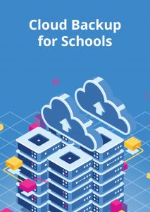Cloud Backup for Schools