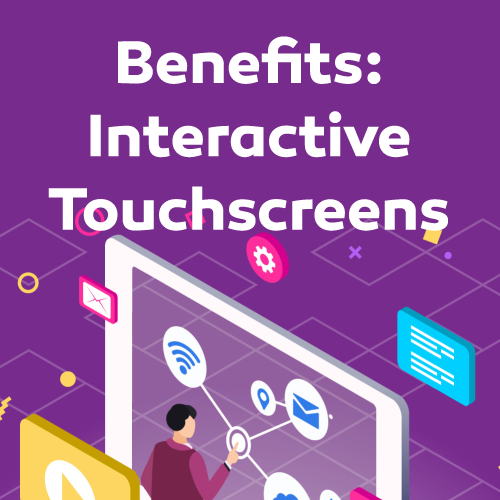 Interactive touchscreens for schools feat.